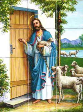 O quadro fabula motivacional life coaching for Jesus a porta