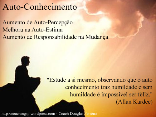 5 - Auto-Conhecimento - Coach Douglas Ferreira