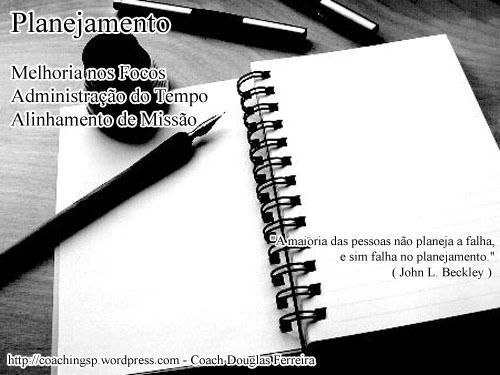 7 - Planejamento - Coach Douglas Ferreira