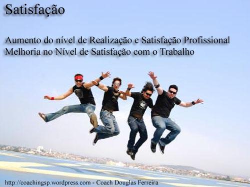 2 - Satisfação Profissional - Coach Douglas Ferreira